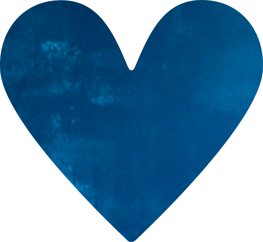 Sydän on oikealla.